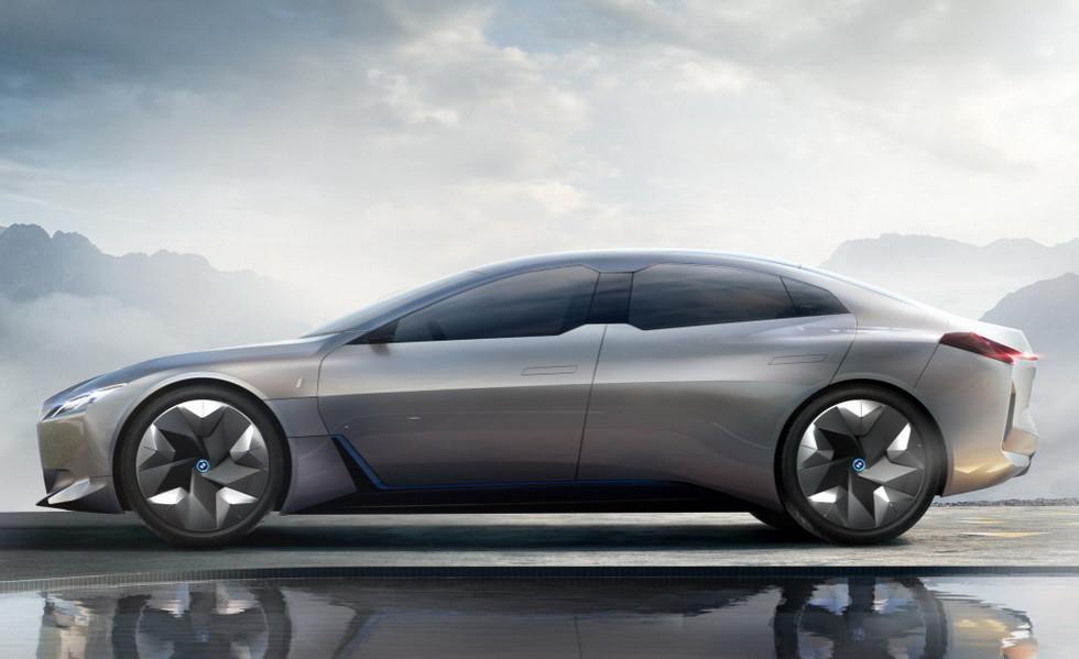 Концепт BMW i Vision Dynamics 2017