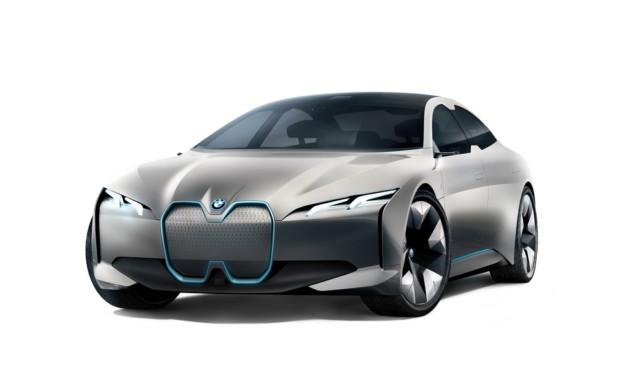 Конкурент Tesla Model 3 от BMW получил название i4