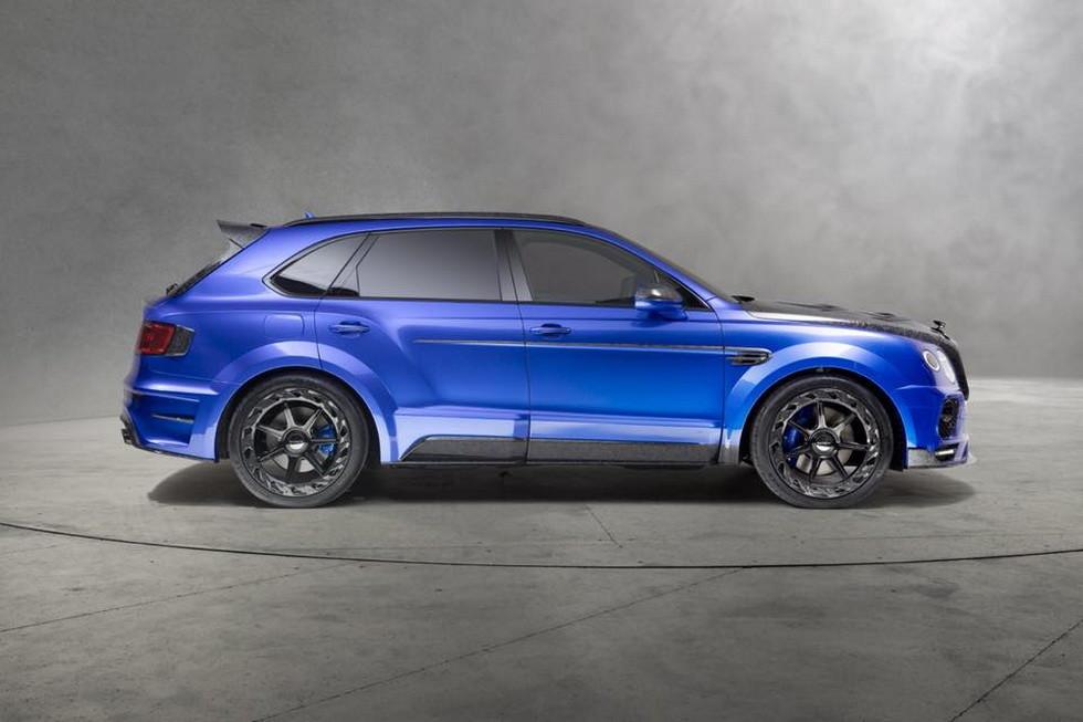 Bentley Bentayga Bleurion Edition 3