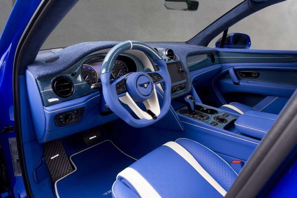 Bentley Bentayga Bleurion Edition 6