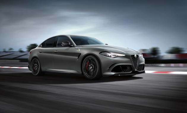 "Alfa Romeo ""пропитала"" Giulia и Stelvio духом Нюрбургринга"
