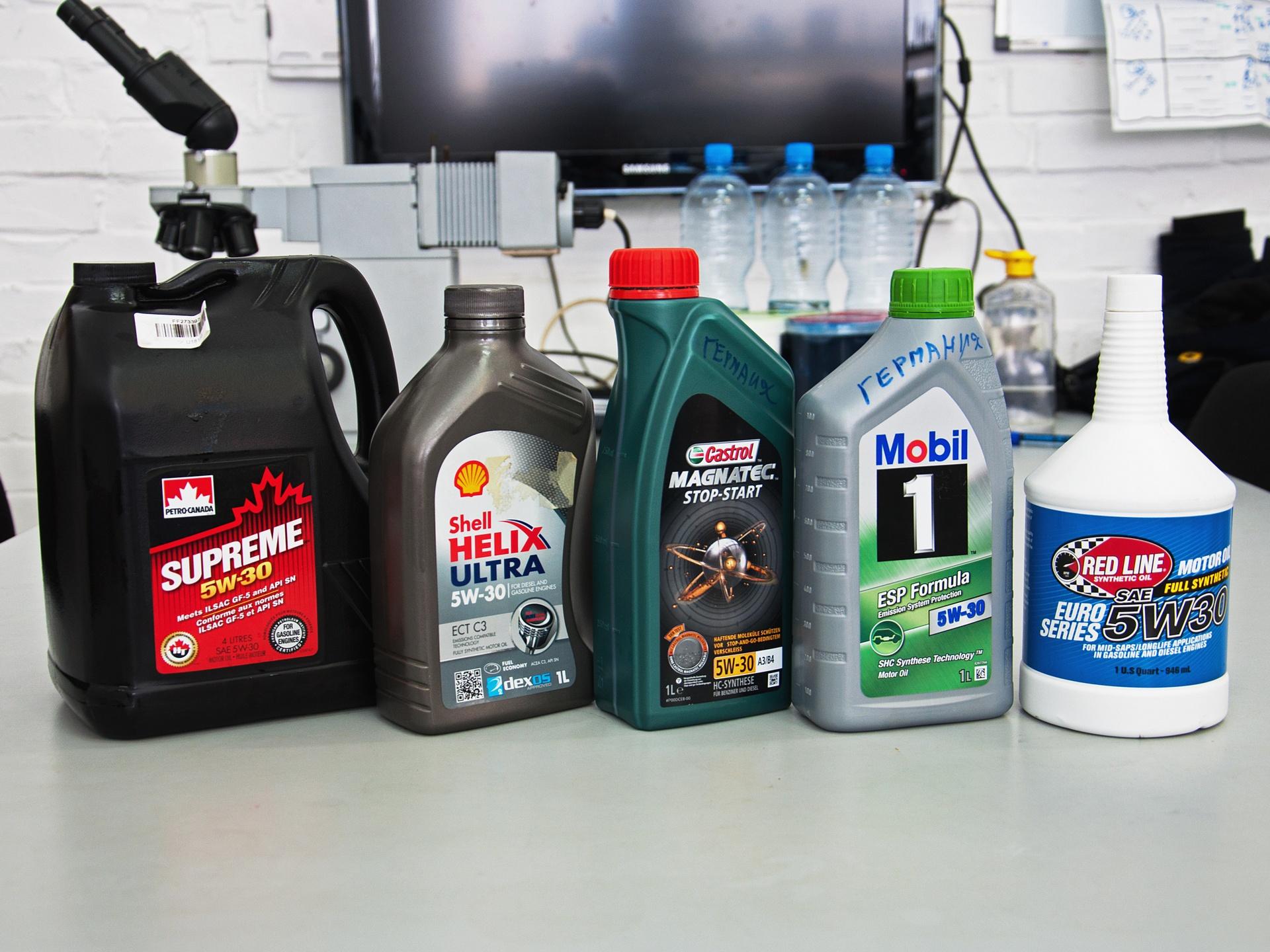 Можно ли вернуть моторное масло в магазин