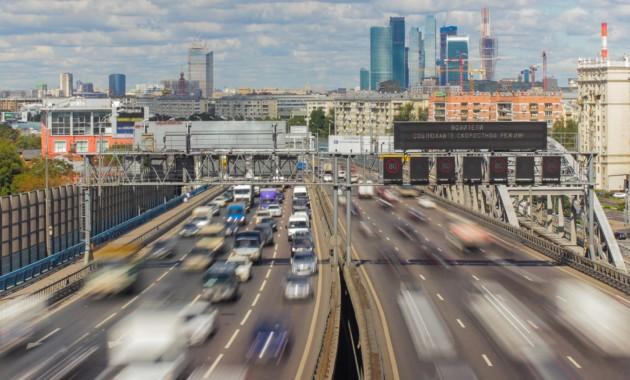 Стало известно, сколько Москва зарабатывает на автомобилистах