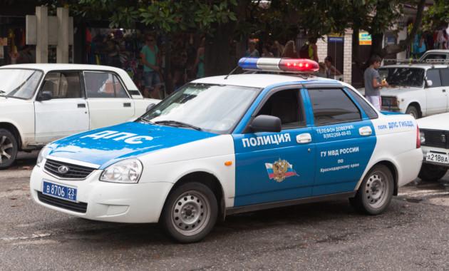 Право ГАИ на остановку машин вне постов ДПС вступило в силу
