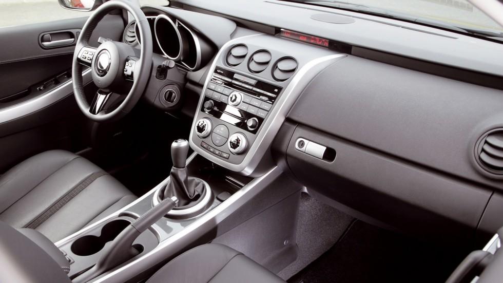 Интерьер Mazda CX-7 (ER) '2006–09ч