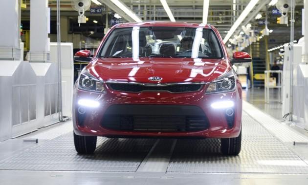 Лада Vesta уступила звание самого известного авто в РФ Кия Rio