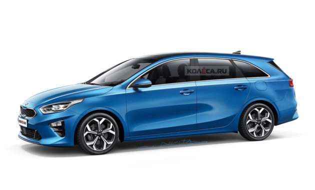 Новый Kia Ceed Sportswagon