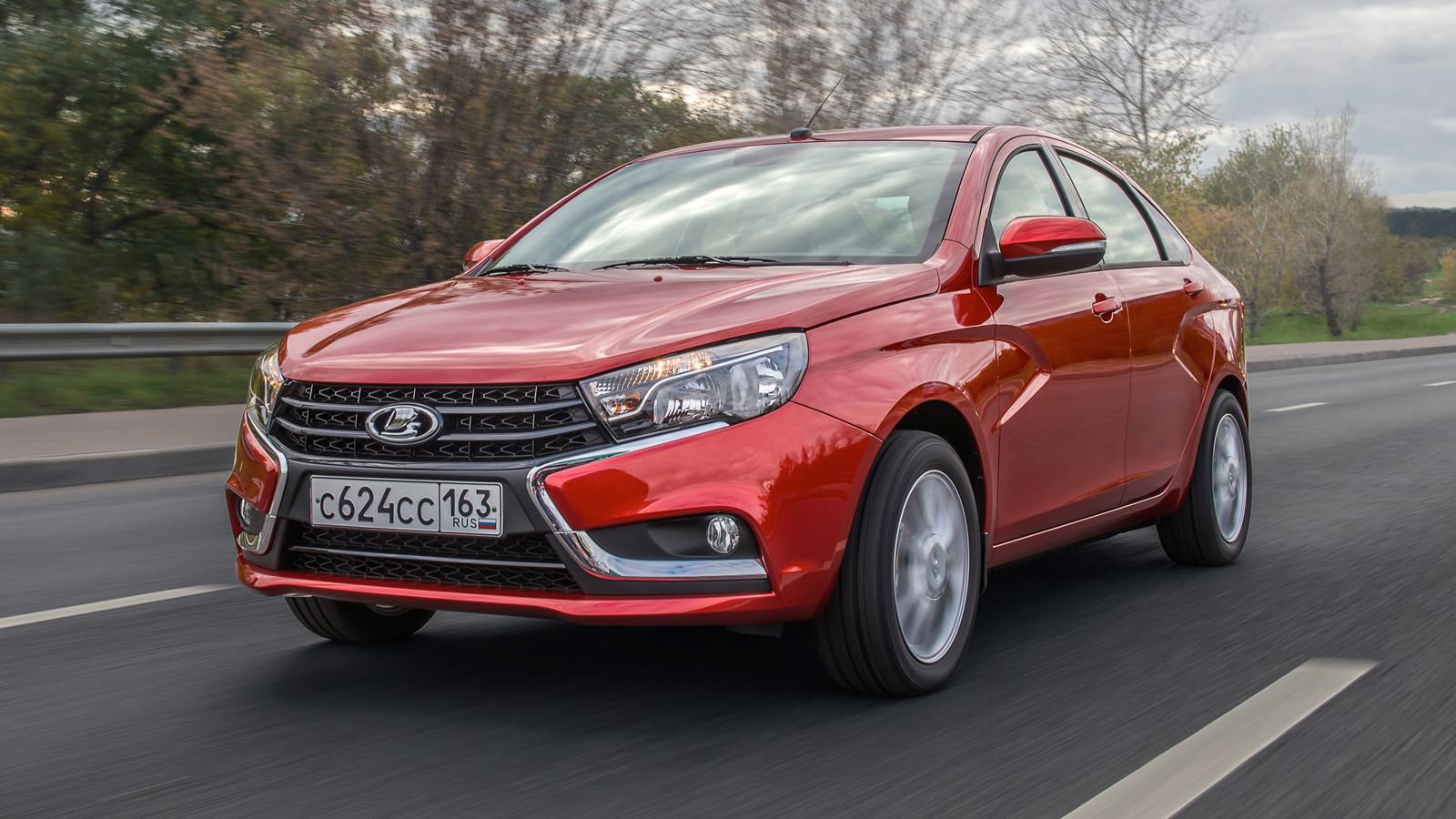 В РФ упали продажи авто бизнес-класса