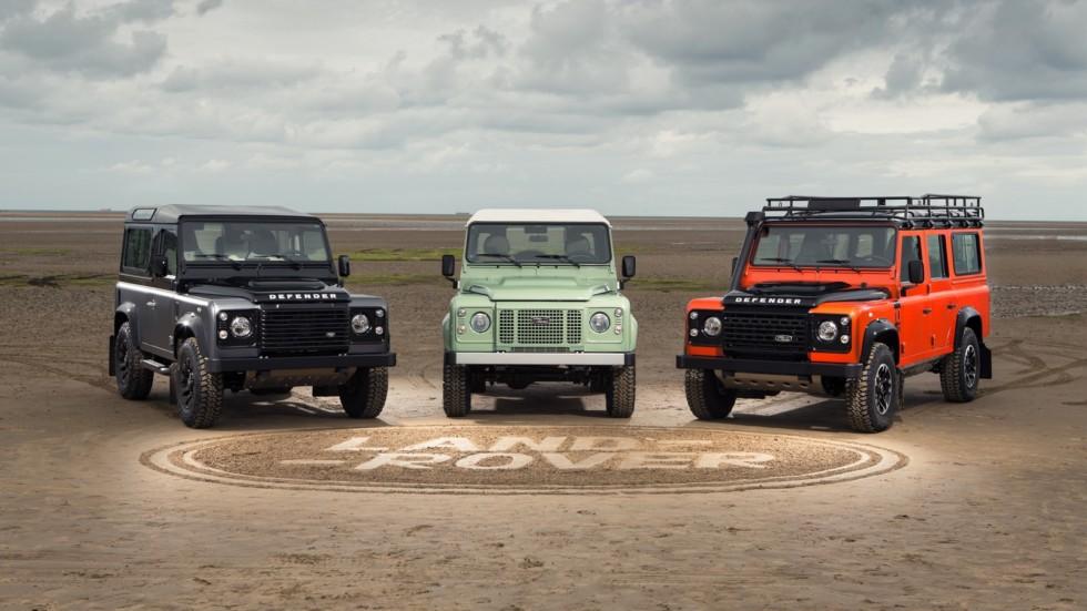 Land Rover Defender '1990–2016
