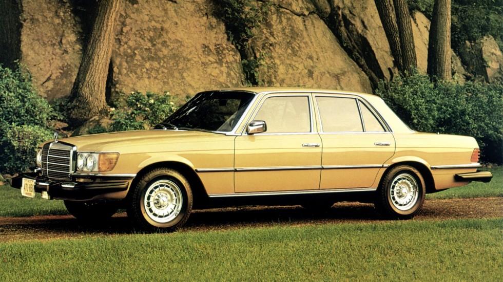 Mercedes-Benz 300 SD TurboDiesel (W116) '1977–80