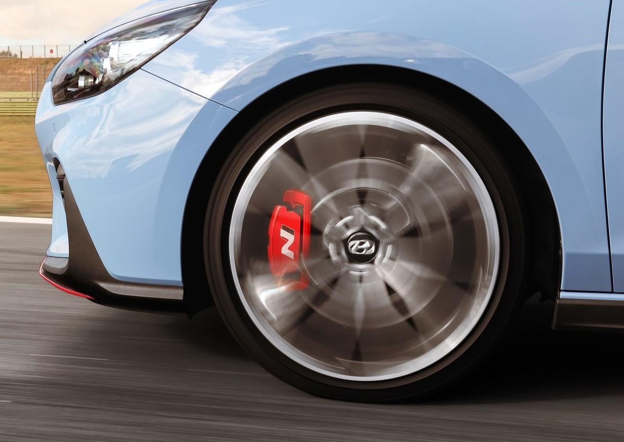 Хендай сняла ограничения погарантии спорткаров i30N иVeloster N