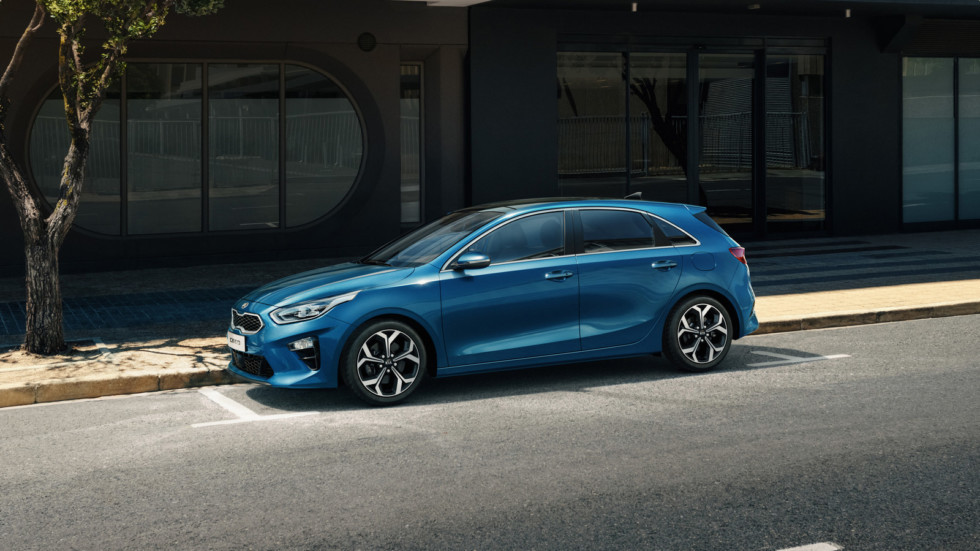 Kia представит универсал Ceed Sportswagon на следующей неделе