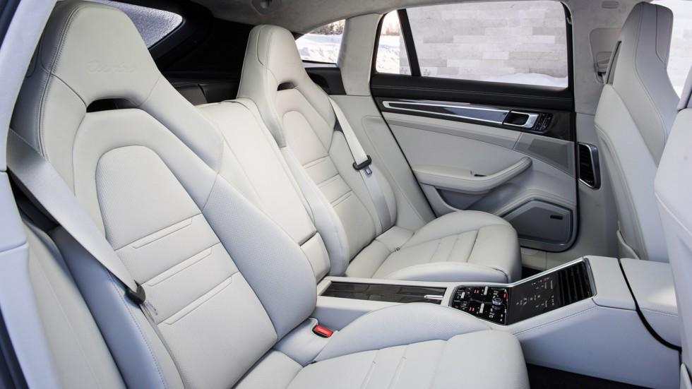 Плюс 520: тест-драйв Porsche Panamera Sport Turismo