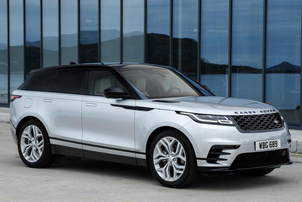 Range Rover Velar 1