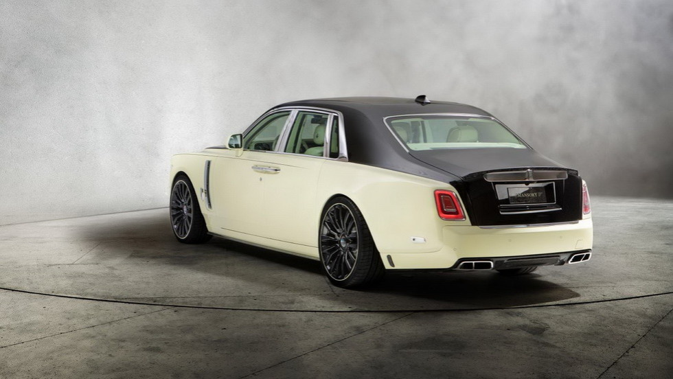 Rolls-Royce Phantom Bushukan Edition 2