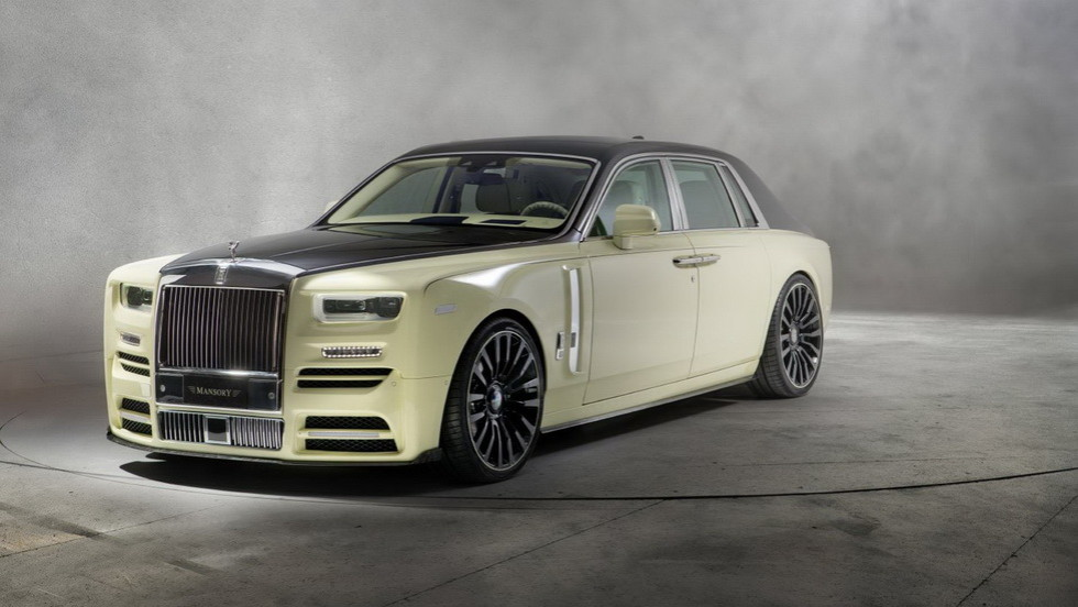 Rolls-Royce Phantom Bushukan Edition 3