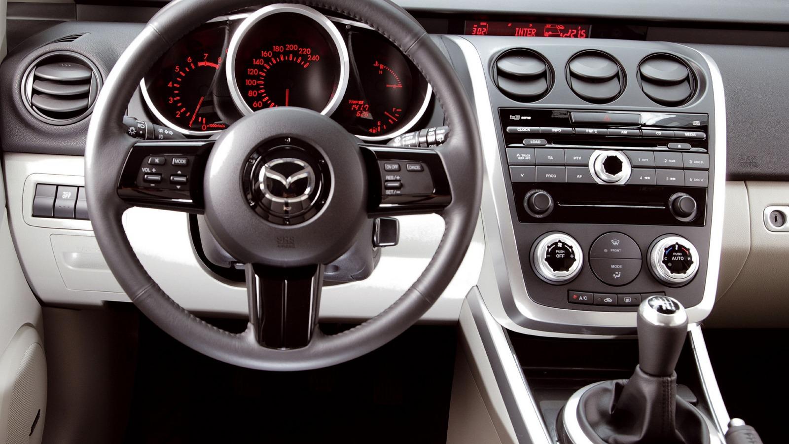Торпедо Mazda CX-7 (ER) '2006–09