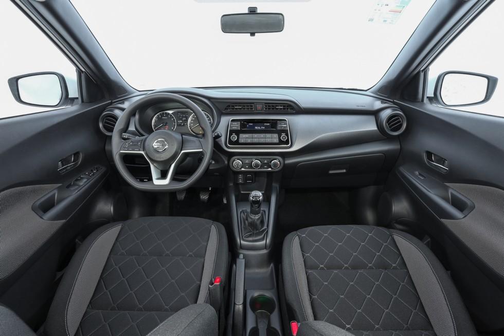 Торпедо Nissan Kicks S Latam '2016–н.в.
