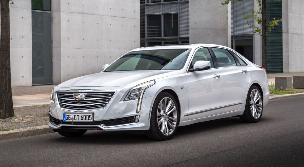Escalade остается бестселлером Cadillac в РФ