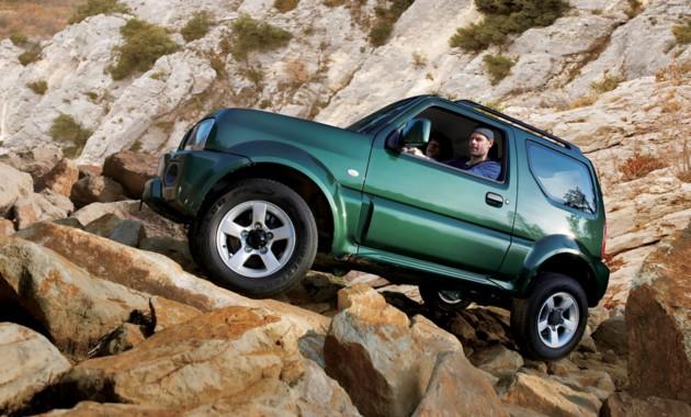 Suzuki привезёт в Россию Jimny нового поколения