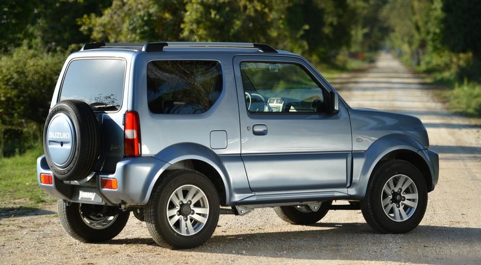 Новый Suzuki Jimny доберется до России