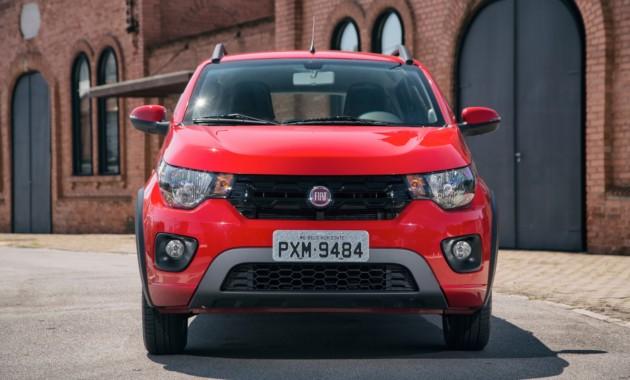 Предвестника нового пикапа Fiat могут показать осенью 2018-го