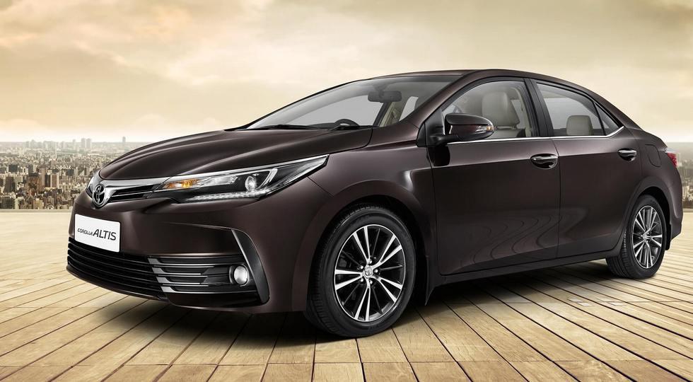 На фото: Toyota Corolla