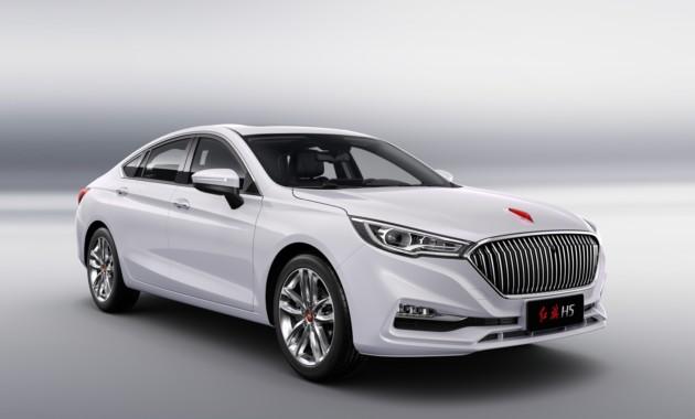 30МарПремиум-седан Hongqi H5 на базе Mazda6 дешевле донора