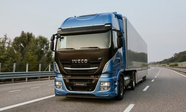 Iveco в России делает ставку на газ и нишевые сегменты рынка