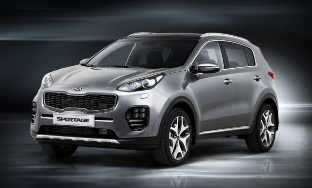 Большая часть новых автомобилей в России относится к сегменту SUV