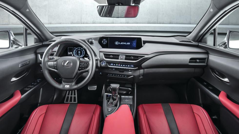 Lexus UX стал самым маленьким кроссовером марки. Скоро продажи в РФ