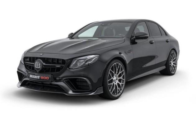 ВЖеневе представят экстремальный Mercedes-AMG E63 SотBrabus