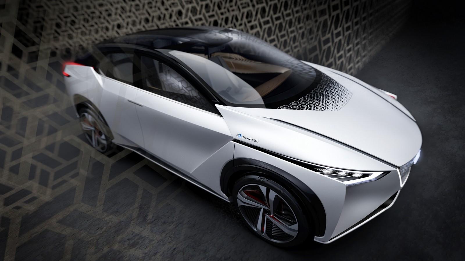 Ниссан построит к 2022г. восемь новых машин