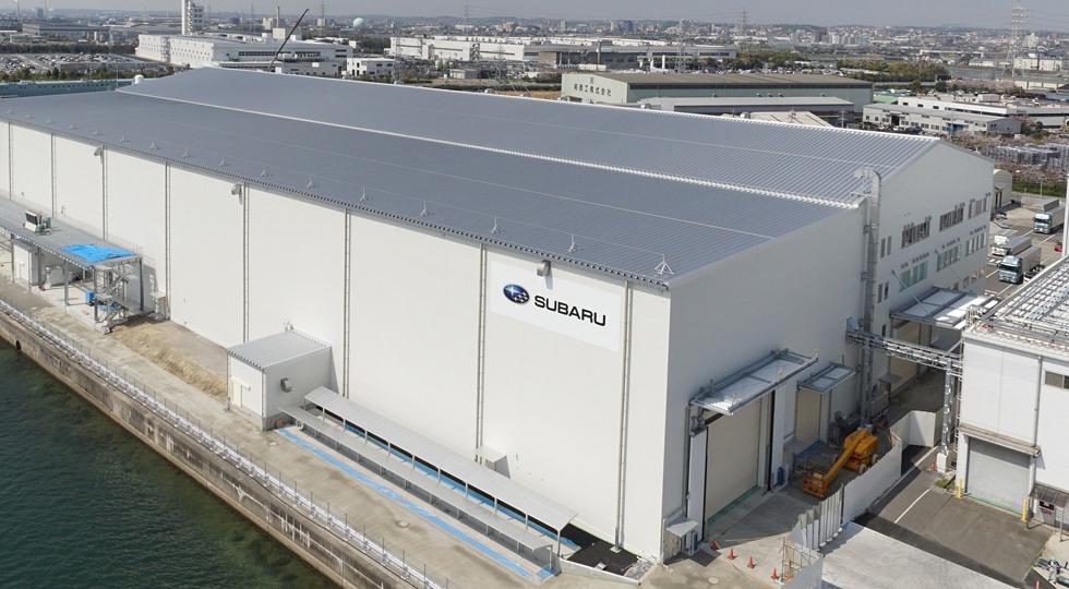subaru-factory