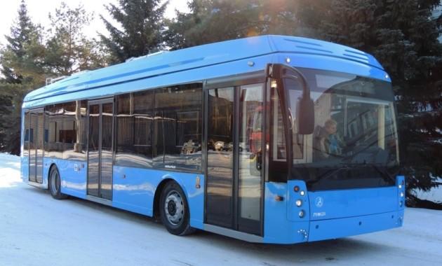 КАМАЗ наладит сотрудничество с российским производителем троллейбусов