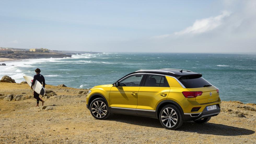 Volkswagen наладит производство нового кросса в России