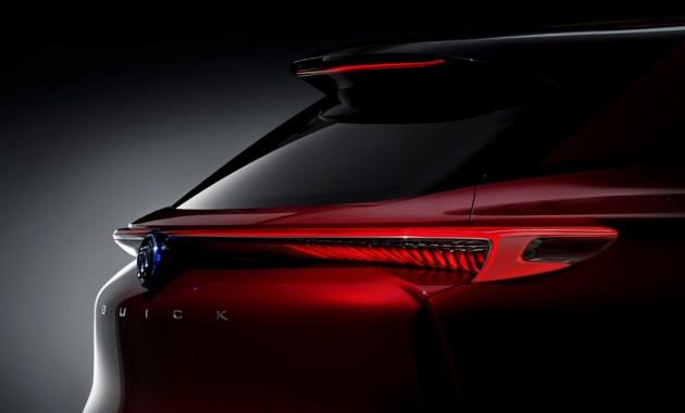 Новый кроссовер Buick дебютирует в апреле