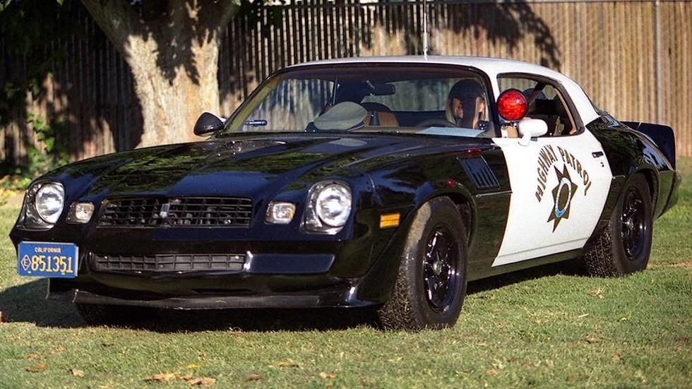 1979 Chevrolet Camaro Highway Patrol полиция
