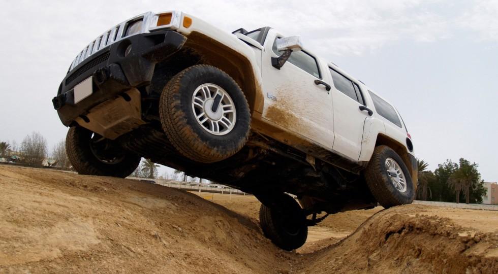 Как игрушечный, только настоящий: опыт владения Hummer H3