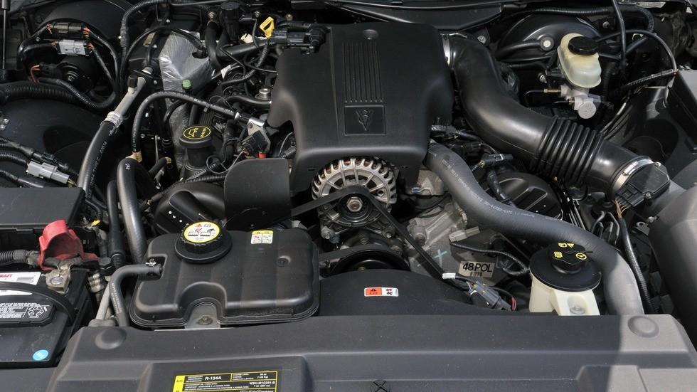 2001 ford crown victoria двигатель