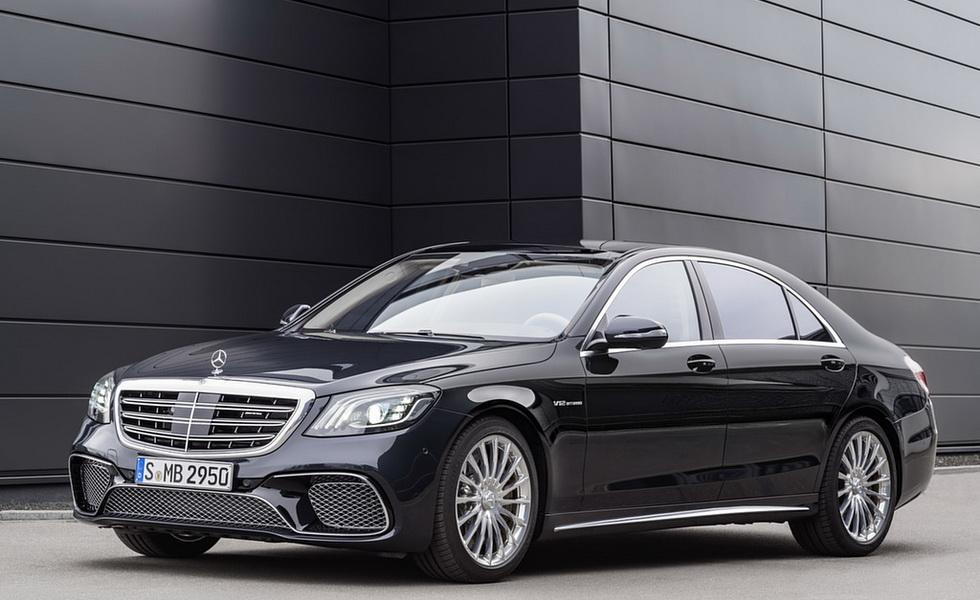 Mercedes откажется от мотора V12 для собственных моделей