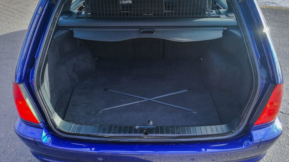 BMW e46 touring багажник