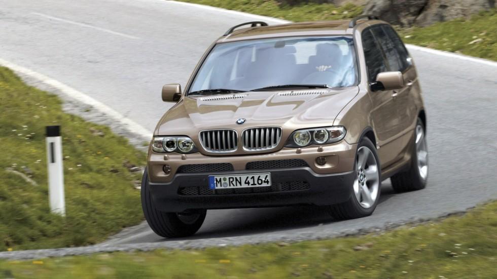 Гангста: опыт владения BMW X5 E53