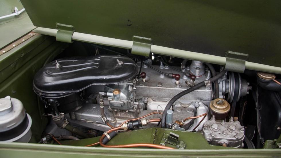 БТР 152В двигатель