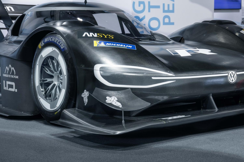 Volkswagen представил машину для покорения рекорда Пайкс Пик
