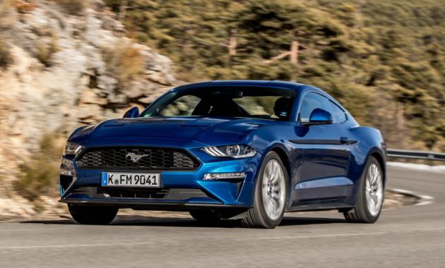 Когда покажут гибридный Форд Mustang?