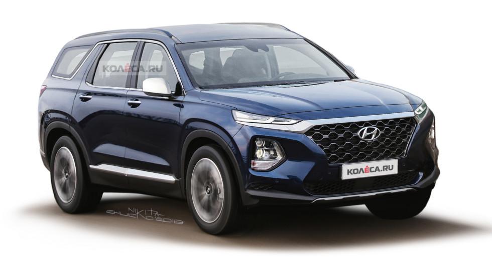 Hyundai SUV front3