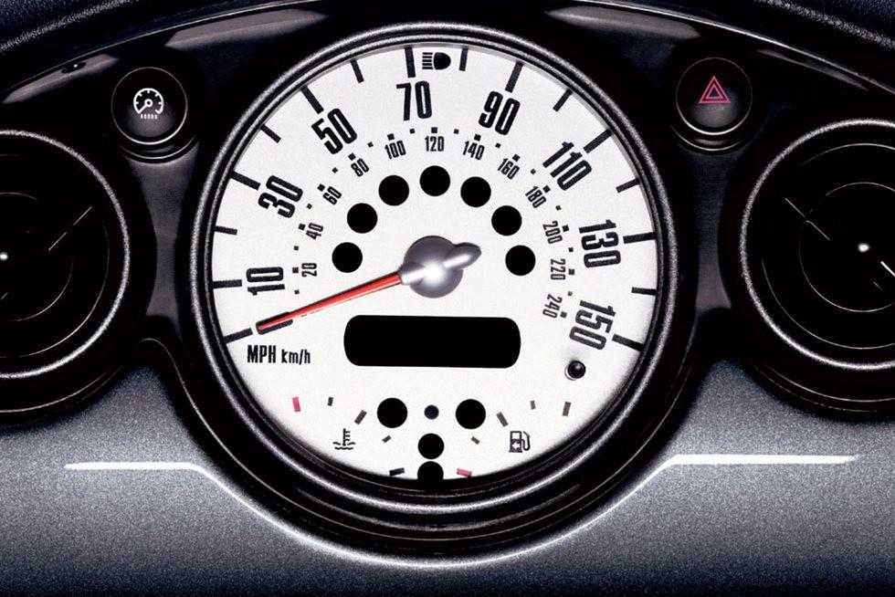 Комбинация приборов Mini One (R50) '2001–06