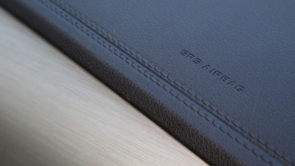 Lifan X70 материал салона