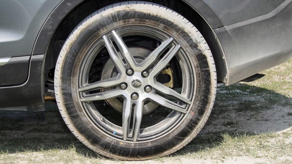 Lifan X70 колесо